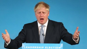 Johnson soll Franzosen beschimpft haben