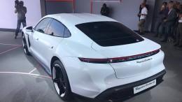 Das ist der elektrische Porsche