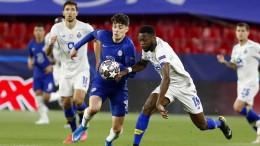 Chelsea schummelt sich ins Champions-League-Halbfinale