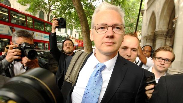 Was steckt hinter der Fassade des Julian Assange?