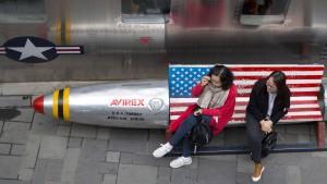 China pfeift auf Freihandel