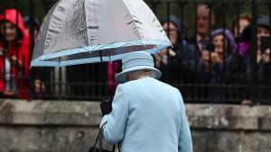 Die Queen sagt ab