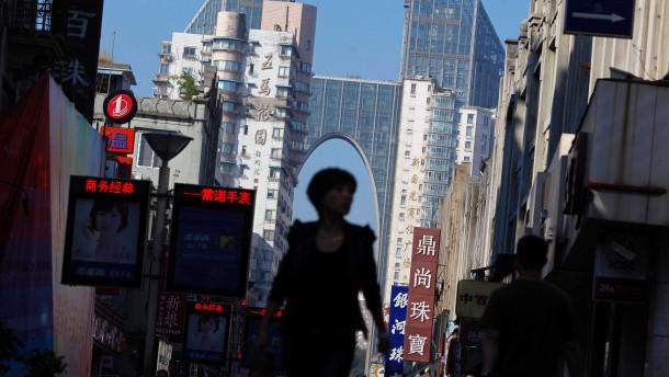 Chinas Angst vor der Krise