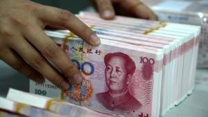 Chinas Regierungschef deutet Lockerung der Geldpolitik an