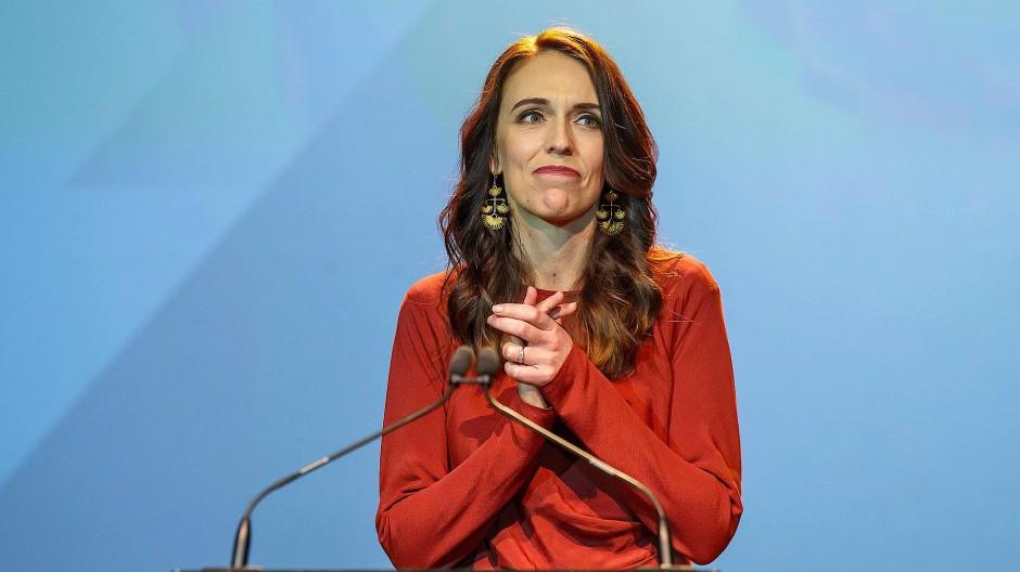 Jacinda Ardern gewinnt Parlamentswahl
