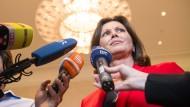 Bayerns stellvertretende Ministerpräsidentin Ilse Aigner