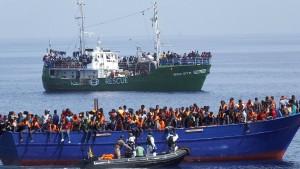 Italien nimmt Flüchtlingshelfer an die Leine