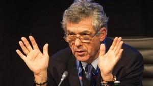 Fifa-Vizepräsident Villar Llona festgenommen