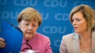 Bundesregierung will Klöckners Pläne nicht aufgreifen