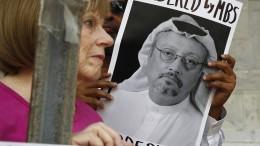 Aufnahmen sollen angeblich Ermordung Kashoggis zeigen