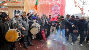 Hindu-Nationalisten gehen in die Offensive