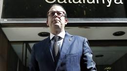 Erster Bürgermeister wegen Katalonien-Abstimmung vorgeladen