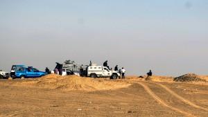 Viele Tote bei schweren Gefechten mit Islamisten