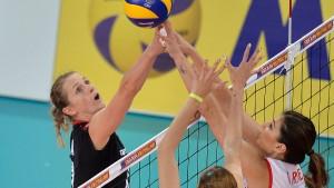 Frauenteam nach Sieg gegen Türkei im Viertelfinale