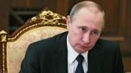 """In den """"PanamaPapers"""" tauchen auch Transaktionen in Milliardenhöhe auf, die mit dem Umfeld von Putin in Verbindung stehen."""