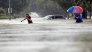 """""""Harvey"""" verursacht schwere Überschwemmungen in Texas"""