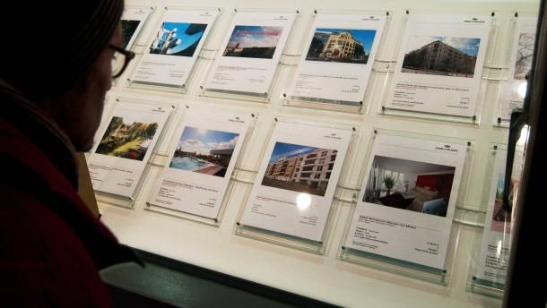 Immobilienmarkt zieht ausländische Investoren an