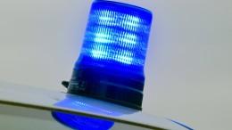 Polizei nimmt Jugendliche nahe Frankfurter Moschee fest