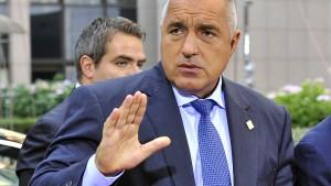 Bulgarien warnt vor neuer Flüchtlingswelle