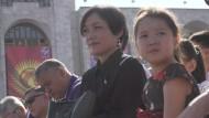 Entführt und verheiratet: Kampf gegen Brautraub in Kirgisistan