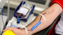 Homosexuelle können jetzt leichter Blut spenden