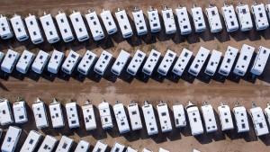 Die Caravan-Branche boomt