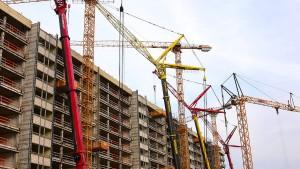 Der Wohnungsbau kommt nicht voran