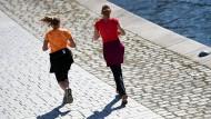 Lassen sich durch gesunde Ernährung und Sport viele Krankheiten in den Griff kriegen?
