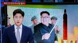 Nordkorea plant weitere Raketentests