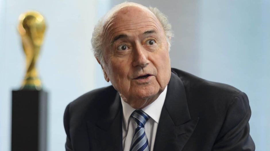 Eine neue Fifa ist mit ihm nicht möglich: Joseph Blatter, aufgenommen im Mai 2015, sollte die Konsequenzen ziehen.