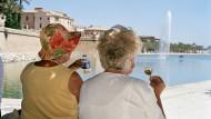 Schöne Perspektiven für Rentner: Dabei sollten ältere Menschen aber auch an die Erben denken.