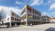 Erfolgsgeschichte: Das Forum in Hanau zieht Einkäufer in die Stadt. Für weitere Zentren sehen Berater aber keinen Bedarf.