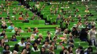 Ob die Studierenden der Ruhr-Universität Bochum wissen, was ihrer Hochschule womöglich blüht? Gefragt hat sie jedenfalls niemand