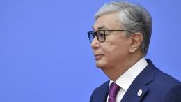 Übergangspräsident Tokajew gewinnt Wahl in Kasachstan