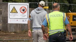 So können sich Bürger über die Evakuierung informieren