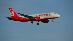 Air Berlin zahlt knapp zehn Prozent Zinsen für Staatskredit