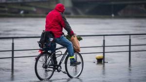 Entspannung der Hochwasserlage in Hessen in Sicht
