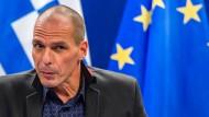 Brüssel und Athen weisen sich gegenseitig die Schuld zu
