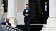 Gläubiger beklagen schlechte Vorbereitung der Griechen