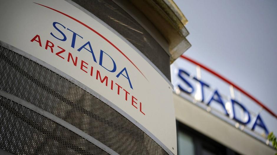 Im Fokus von Finanzinvestoren: Stada in Bad Vilbel