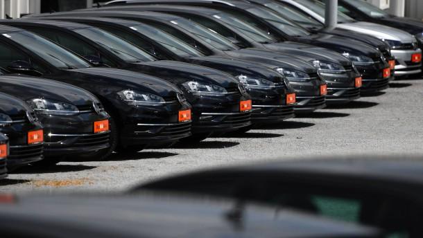 Ansprüche gegen Volkswagen wohl 2018 verjährt