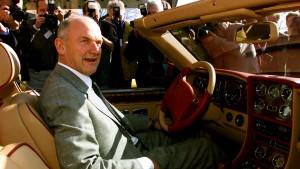 """""""Einer der größten Unternehmer der Bundesrepublik"""""""