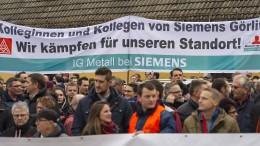 Turbinen und Windräder machen Siemens zu schaffen