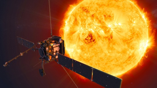 "Europas Sonnen-Mission ""Solar Orbiter"""