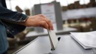 Keine einheitliche Wahlbeteiligung