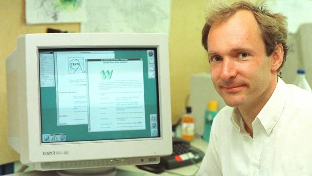 WWW-Erfinder will Datenhoheit an Nutzer zurückgeben