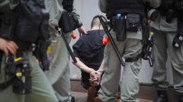 Neues Sicherheitsgesetzt führt zu ersten Festnahmen