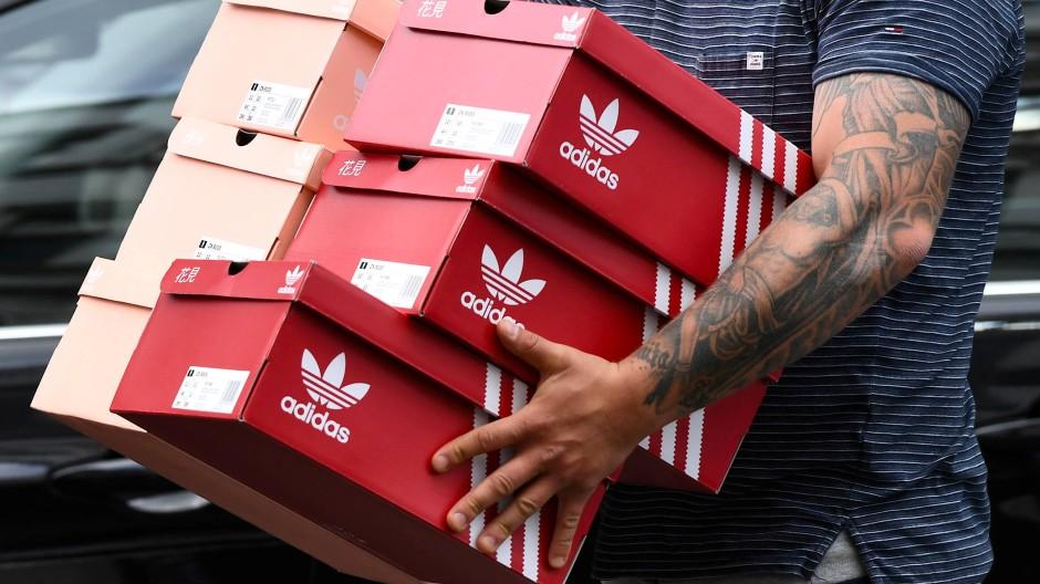 Adidas hat in der Krise die Dividende gestrichen