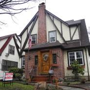Nicht mehr in amerikanischer Hand: Das Elternhaus von Präsident Donald Trump in Queens, New York.