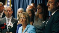 Mutter Patty Wetterling hat dafür gekämpft, dass es ein Register mit den Namen von Sexualstraftätern gibt.
